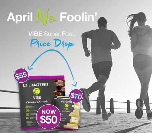 Price Drop LSVibe Vibe